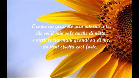 giorgia quot girasole quot 1999 testo lyrics hd