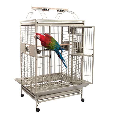 rainforest play parrot cage parrotize uk