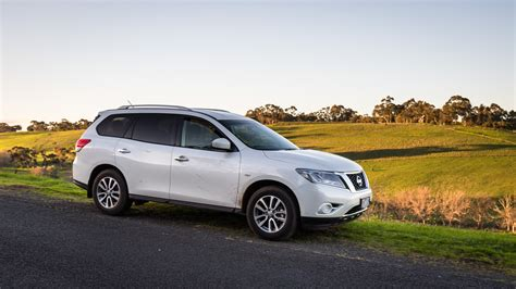 nissan pathfinder 2016 price 2016 nissan pathfinder st awd review caradvice