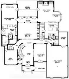 story and half house plans 653742 two story 4 bedroom 3 full baths 2 half baths