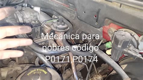P0171 Nissan by Expedition C 243 Digo P0171 P0174 Soluci 243 N