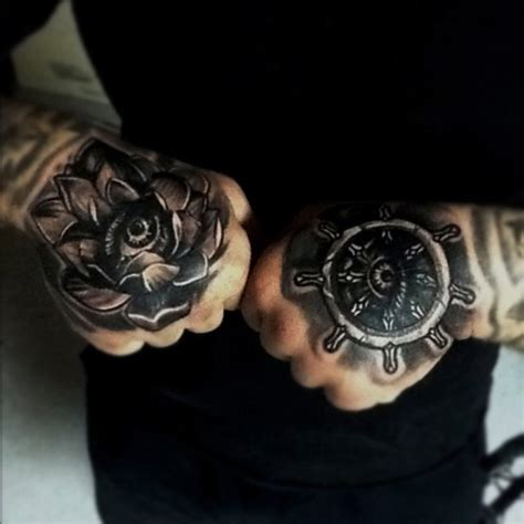 Tattoo Full Hand Black And Gray | 17 best images about black and grey tattoos on pinterest