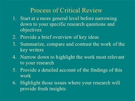 Review Of Related Literature Qualitative Research by Literature Review In A Qualitative Research
