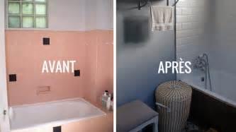 avant apr 232 s r 233 nover une salle de bains dans un style