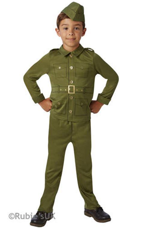 world war 2 outfits ww2 soldier boys fancy dress kids 1940s world war 2 childs