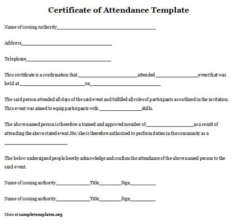 100 attendance certificate template search results for 100 attendance certificates printable