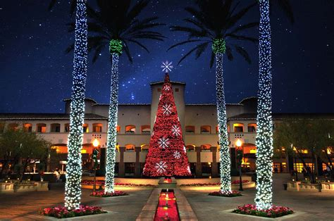 scottsdake az christmas lights featured on diy at the fairmont scottsdale princess all for the boys