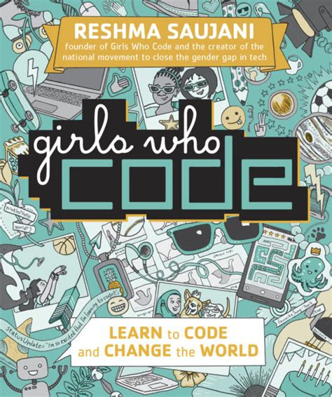 girls who code books girlswhocode