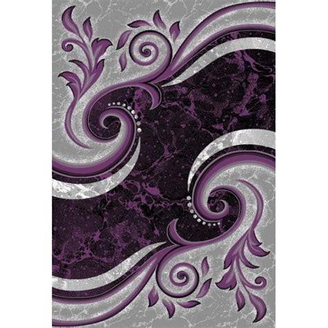 Purple And Black Rug by Black Pearl Rug Black Purple Modern Rugs Fantastic Rugs