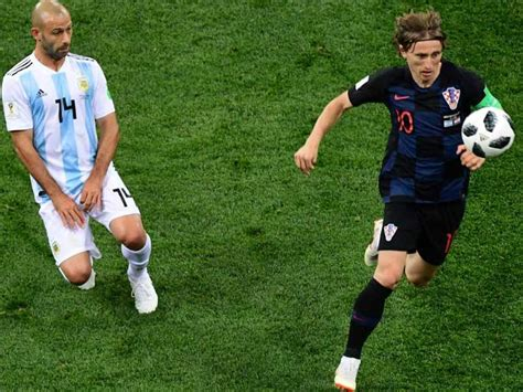 argentina vs croatia fifa world cup 2018 highlights