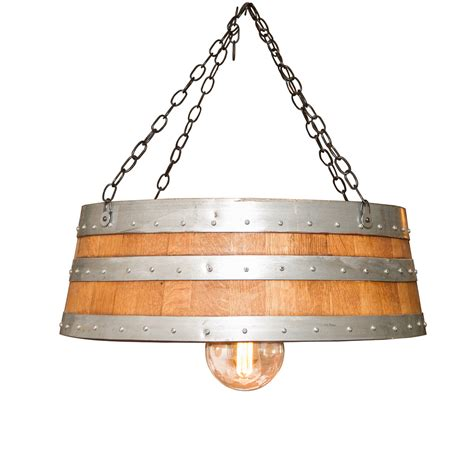8 Stunning Uses For Old Wine Barrels Barrel Light Fixtures