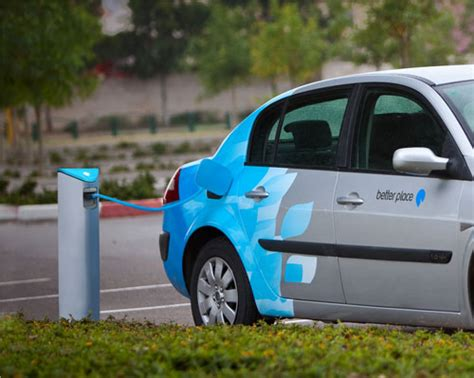 better place car electric cars the future of australian motoring geare