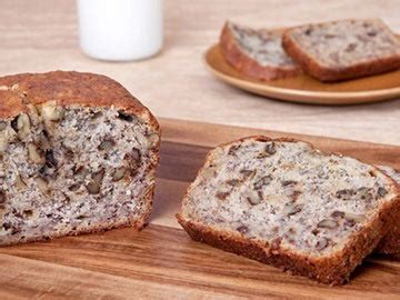 Dieting Recipe Of The Month Banana Walnut Toast by Banana Walnut Bread Diet