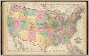 america map zoomable map of the united states and territories walling h f