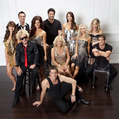 by jessica chandra 11 shares meet the new celebrities of dancing with the stars 2012