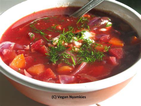borscht recipe dishmaps