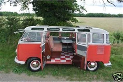 volkswagen minivan 1960 1960 volkswagen cer vw white