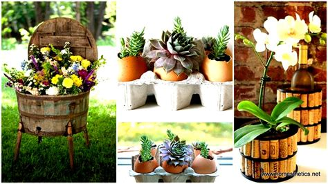 homemade flower pots 16 beautiful diy flower pot ideas that add life to your home