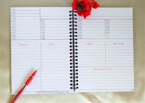 calendar journal template my indian version bullet journal monthly layout ideas
