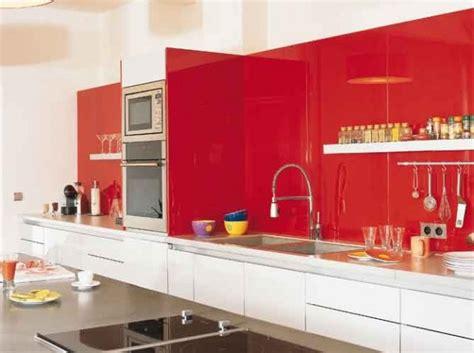 Agréable Decoration De La Maison #4: Photo-decoration-d%C3%A9co-cuisine-rouge-et-blanc-7.jpg