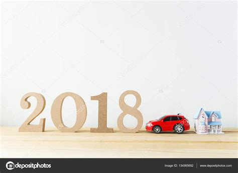 new year background 2018 happy new year 2018 on a white background stock photo