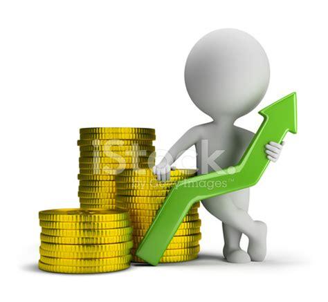 3d small people good profit stock photos freeimages.com
