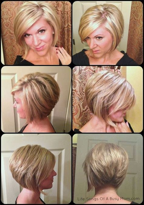inverted bob for people in their 50s life songs of a busy mom fall 2014 hair inverted or