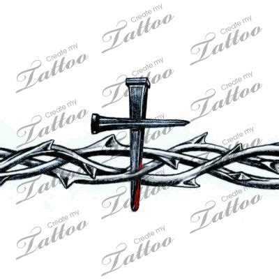 thorn armband tattoo designs best 25 tribal cross tattoos ideas on cross
