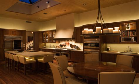 Above Kitchen Cabinet Lighting Above Cabinet Lighting With Leds Cabinet Lighting Flexfire Leds Inc