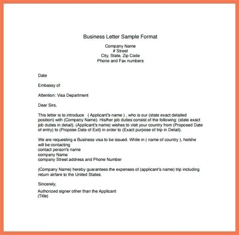 business letter format with cc format of a business letter general business letter format