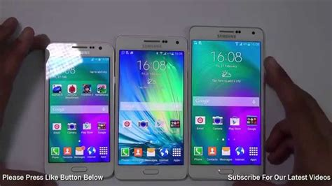 Hp Samsung A3 A5 A8 samsung galaxy a3 vs galaxy a5 vs galaxy a7 which is better and why