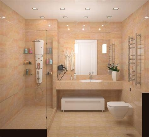 Light Green And Brown Bathroom » Home Design 2017