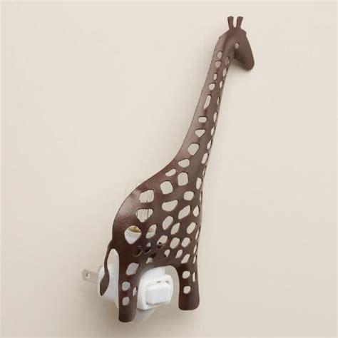 Giraffe Light by Handcrafted Metal Giraffe Light World Market