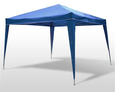 pavillon zelt jumbo pavillon de jardin 3x3 m bleu magasin en ligne gonser