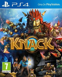 knack (video game) wikipedia