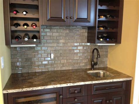 kitchen backsplash traditional other metro by