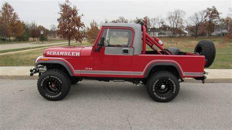 jeep scrambler 2017 1981 jeep cj 8 scrambler k55 kissimmee 2017