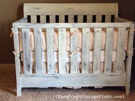 painting baby crib 1000 ideas about painted baby furniture on