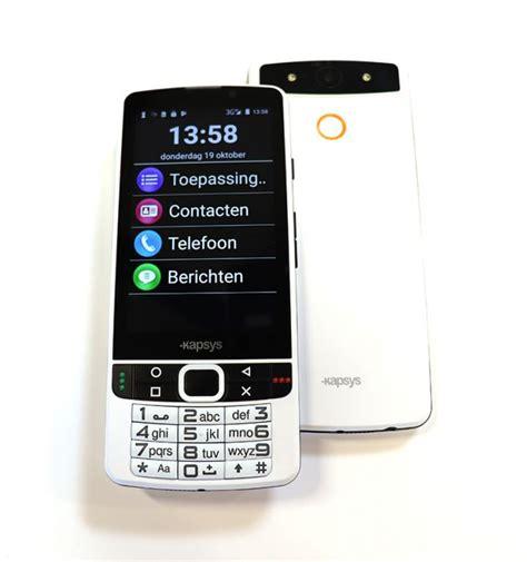 smartvision premium dutch talking smartphone  additional extras kapten gps  scanner