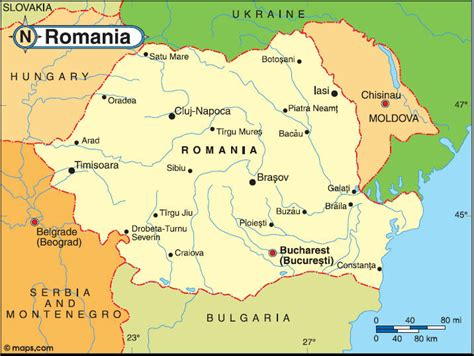 romania map with cities traveling romania