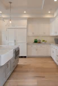 wooden kitchen flooring ideas 1000 ideas about wood floor kitchen on white