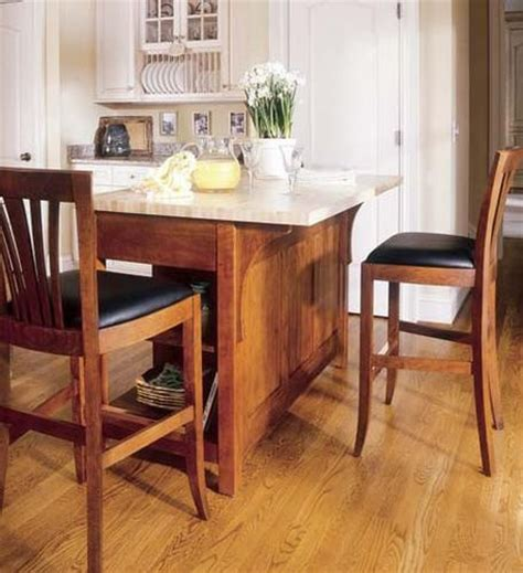 stickley furniture mission kitchen island stickley