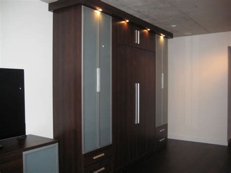 Murphy Bed With Closet by Murphy Bed And Cabinetry Modern Closet Toronto By