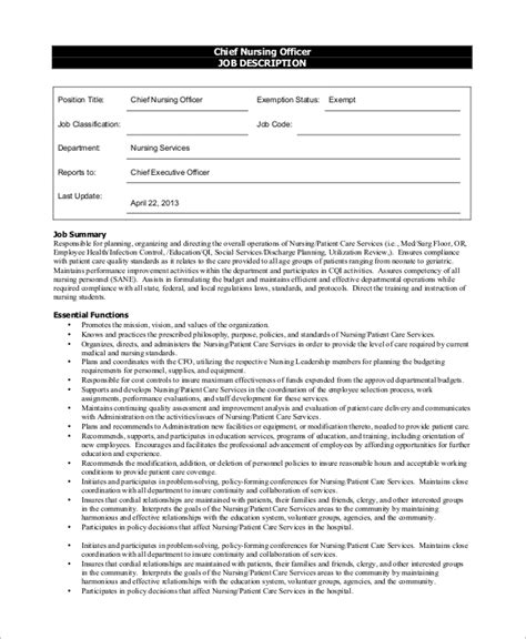 sle nurse job description 10 exles in word pdf