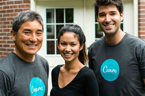 canva owner canva welcomes guy kawasaki as our chief evangelist