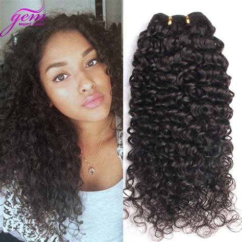sew in with tightcurls mongolian tight curl virgin hair thick virgin hair bundles