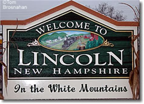 lincoln nh shopping lincoln new hshire travel guide