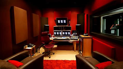 Home Recording Studio Noise Professional Recording Booth