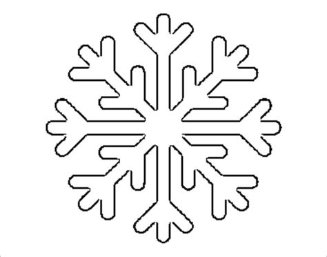 a4 printable snowflake template search results for free blank printable frozen templates
