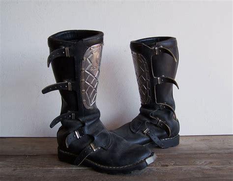 vintage motocross boots moto vintage hi point alpinestars